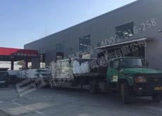 池州亚博体育app地址第一批装车发货